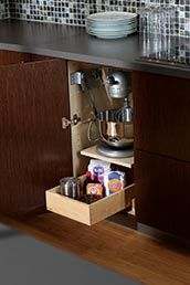 Superieur Need This For The Food Processor! The Cabinet Center | Storage Solutions