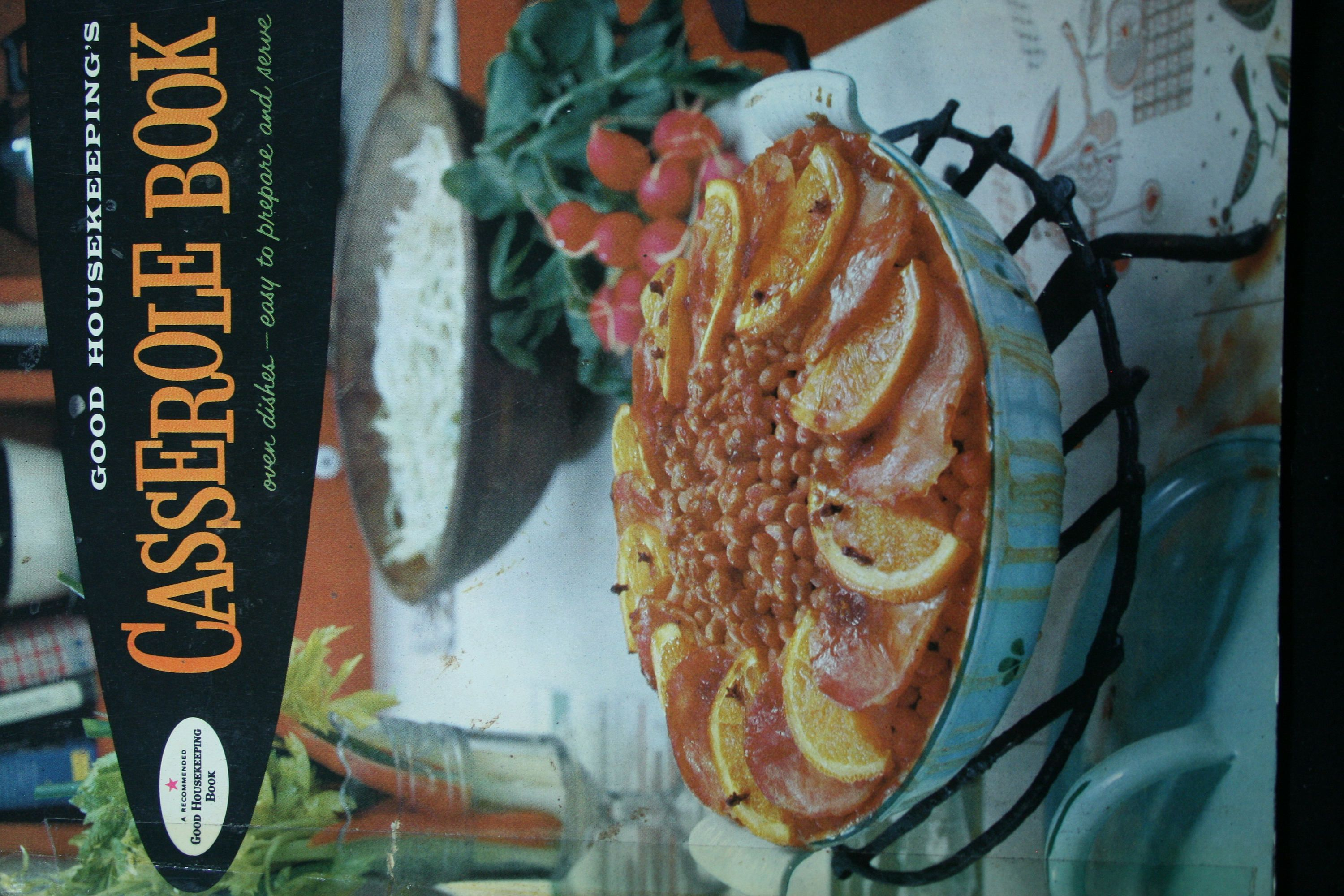 Good House Keeping Vintage Casserole Cookbook, Oven Dishes, Vintage Cookbook, 1958, Recipes, A-250 by ItallADSup on Etsy