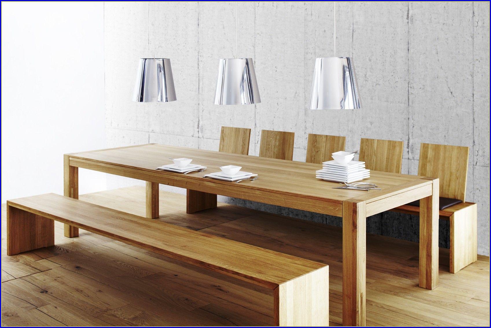 Esstisch aus Teak Massivholz geölt holztisch,massivholztisch ...