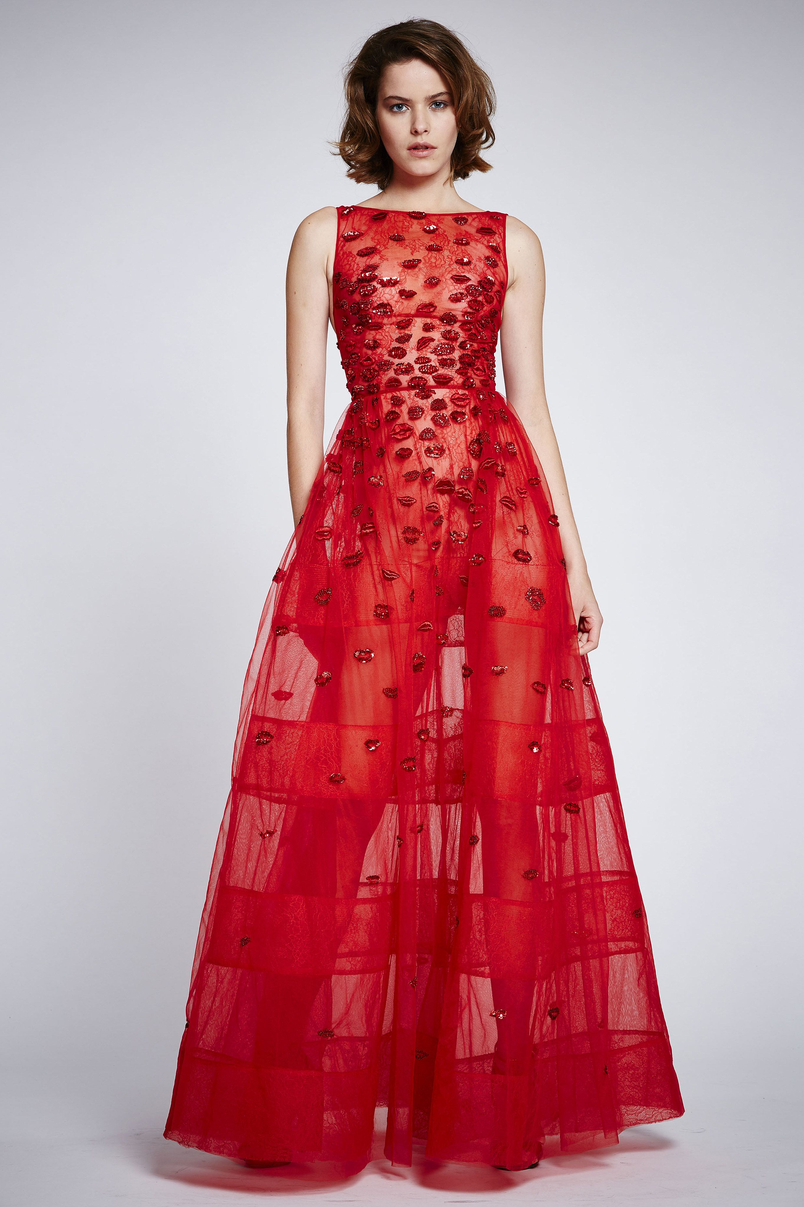 Prom dress vogue quiet