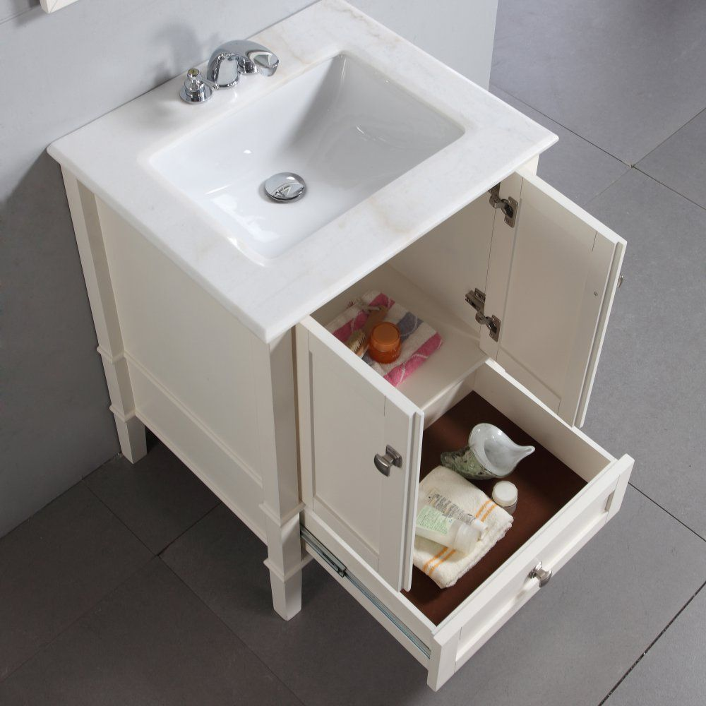 Simpli Home Chesapeake 24 In Single Bathroom Vanity Bait Your Hook Cast A Line And Reel The