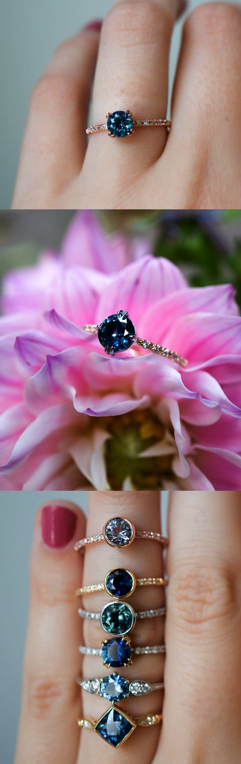 Beautiful Diamond Promise Rings For Her White Gold Promise Rings For ...