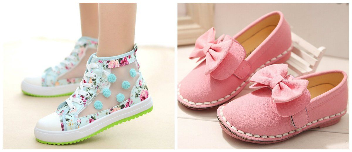 Shoes for girls trends and tendencies for girl shoes 2018
