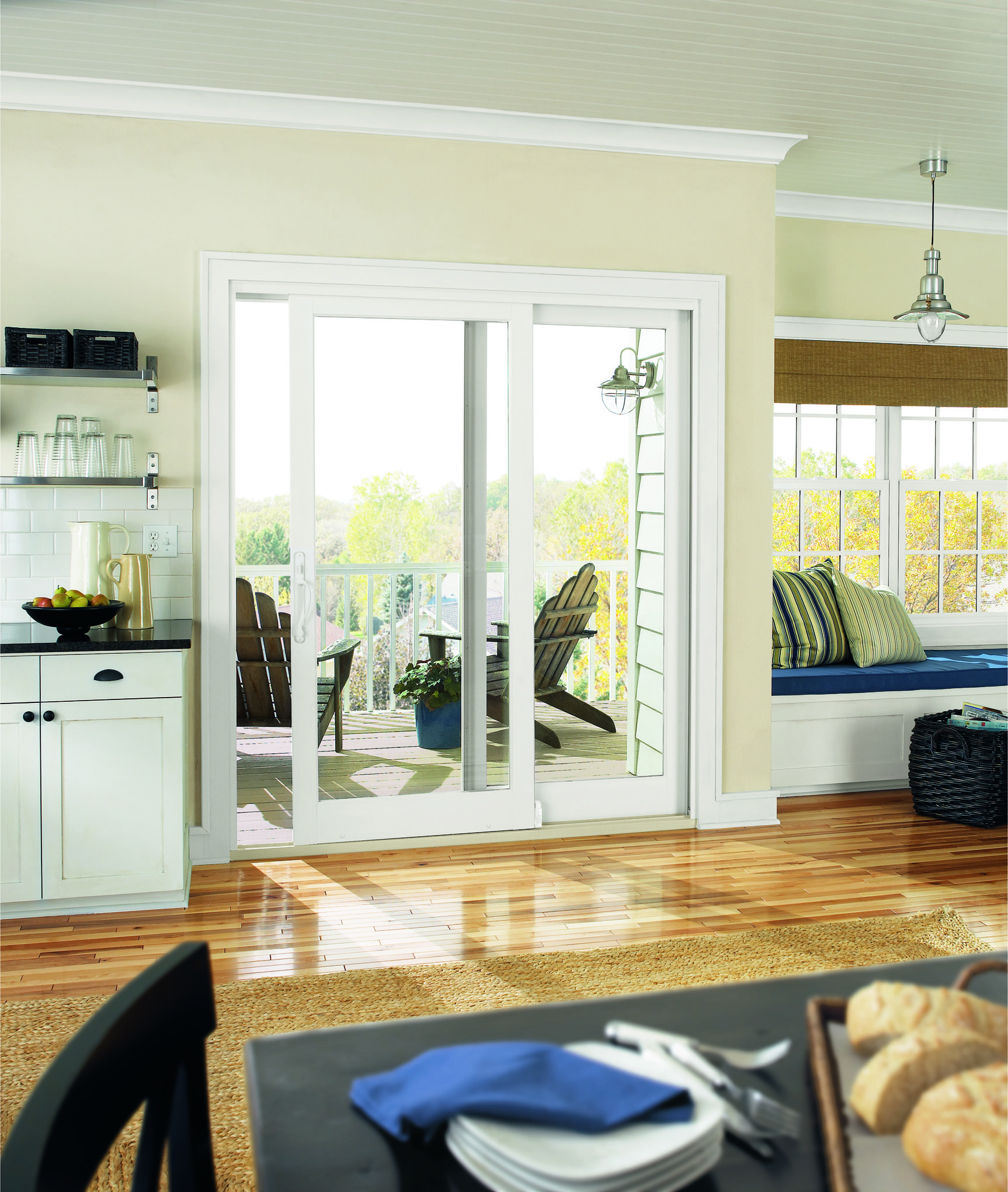 The Infinity Sliding French Door Is A Classic Design With