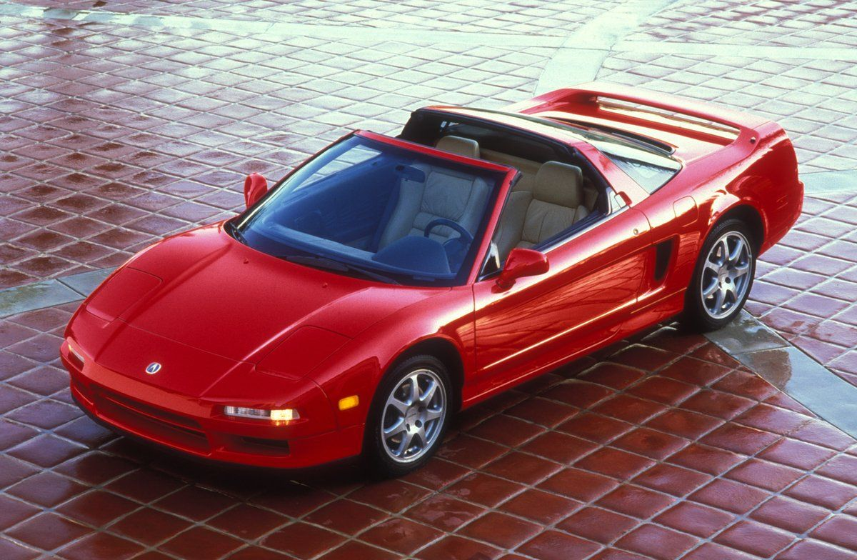 The NSX Debuted In 1990 Featuring A Stunning Body Created With The Help Of  Pininfarina U2014 · Acura NsxTuner CarsSports ...