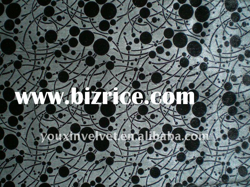 Polyester Viscose Gray Velvet Sofa Fabric For Textile | Stonissimo