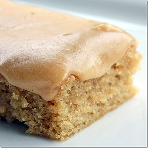 peanut butter sheet cake - yum!  Just made this and the whole house smells of peanut butter!  Can't wait to try!