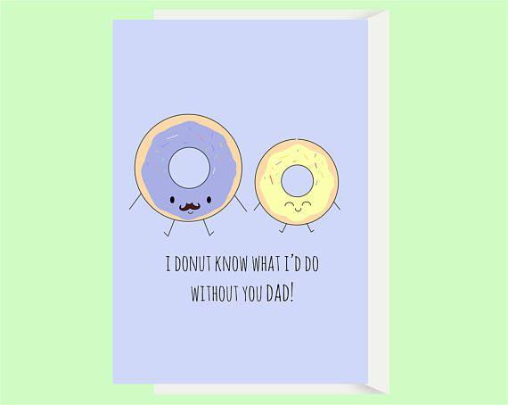 Funny dad card dad birthday card donut pun card card for dad funny dad card dad birthday card donut pun card card for dad fathers day card cute dad birthday card funny cute greeting card bookmarktalkfo Choice Image