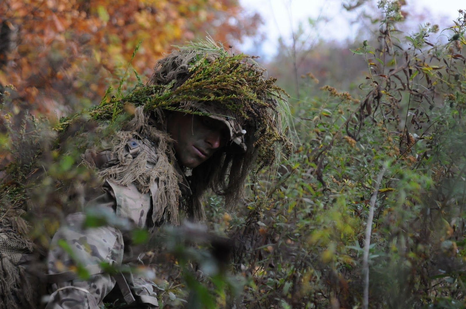 Usmc Scout Sniper Basic Course