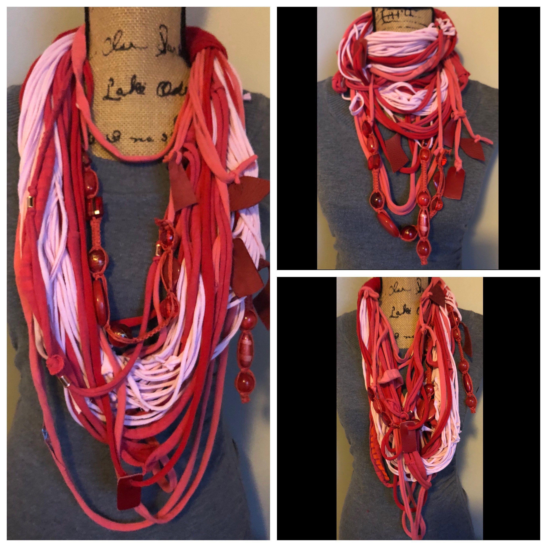 07383e033f Neck Statement Piece Ladies Neckwear Necklace Infinity Scarf Girls ...