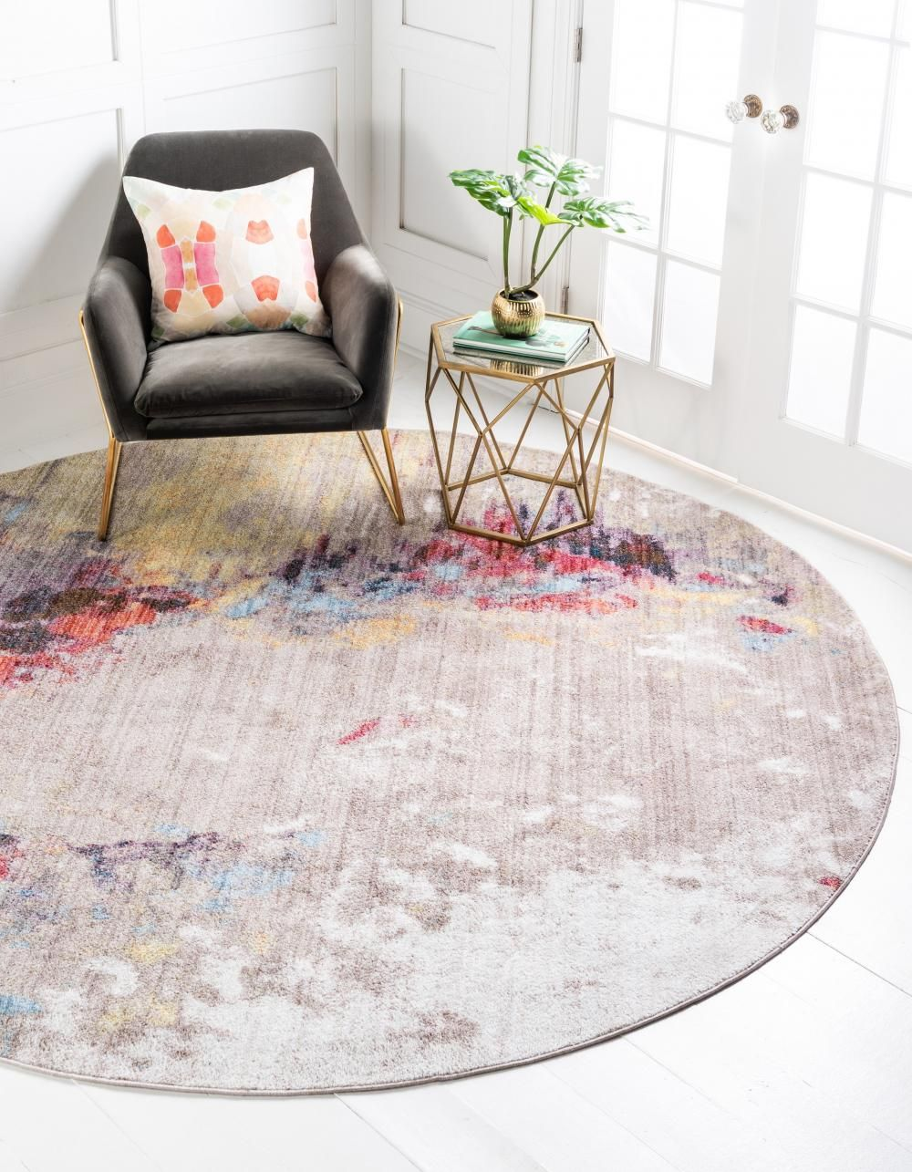 Add A Pop Of Color To A Hallway Or Foyer With Our Stunning Nolita