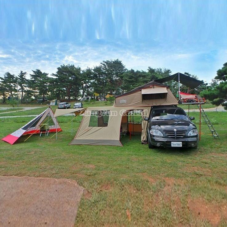 Rooftop Tent, Camping Tent Roof, Soft Shell Roof Top Tent
