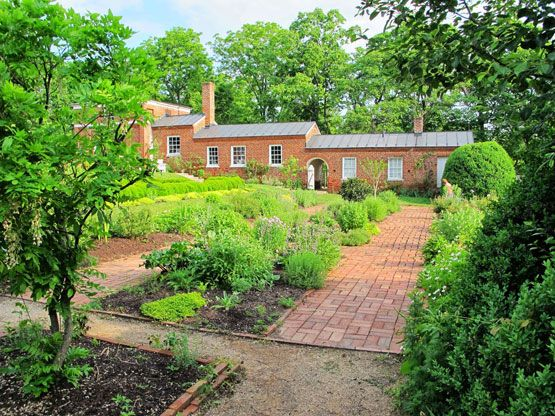 Amazing Oatlands Historic House U0026 Gardens  A Portion Of The Original Garden  Dependencies Left Standing Today; Pinned From Big Old Houses