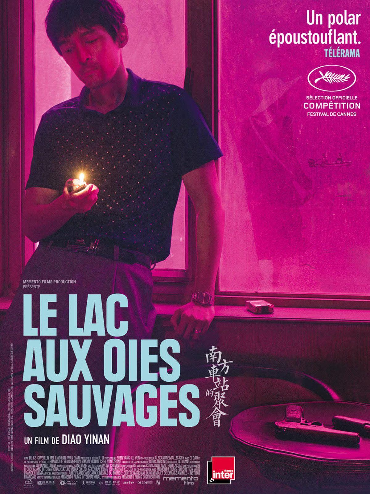 Le Lac aux oies sauvages film 2019 AlloCiné Oie