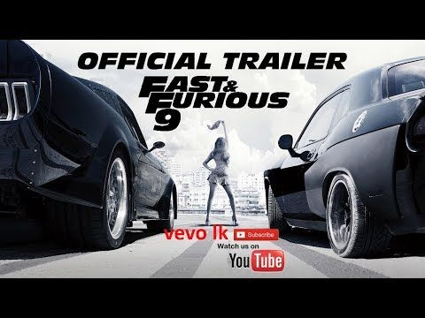 Fast Furious 9 Official Trailer 2019 Hd Youtube Rapidos Y Furiosos Rapidos Y Furiosos 8 Trailer Oficial