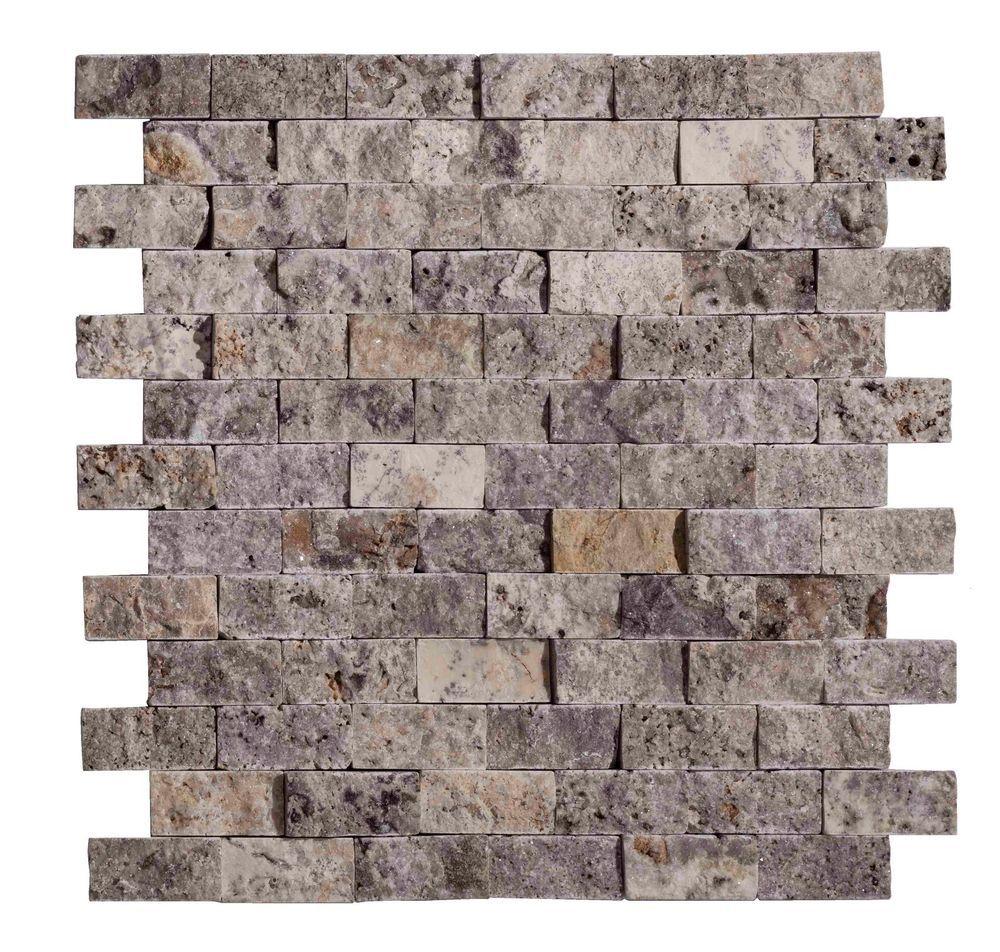mosaikfliese naturstein wandverkleidung steinoptik steinwand riemchen stein - Steinwand Riemchen