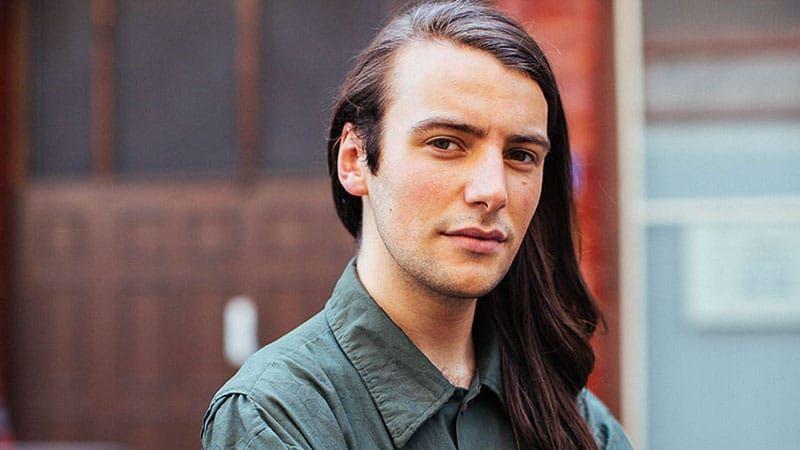 Long Hair With Widow S Peak Long Hair Styles Men Guy Haircuts Long Widows Peak Hairstyles