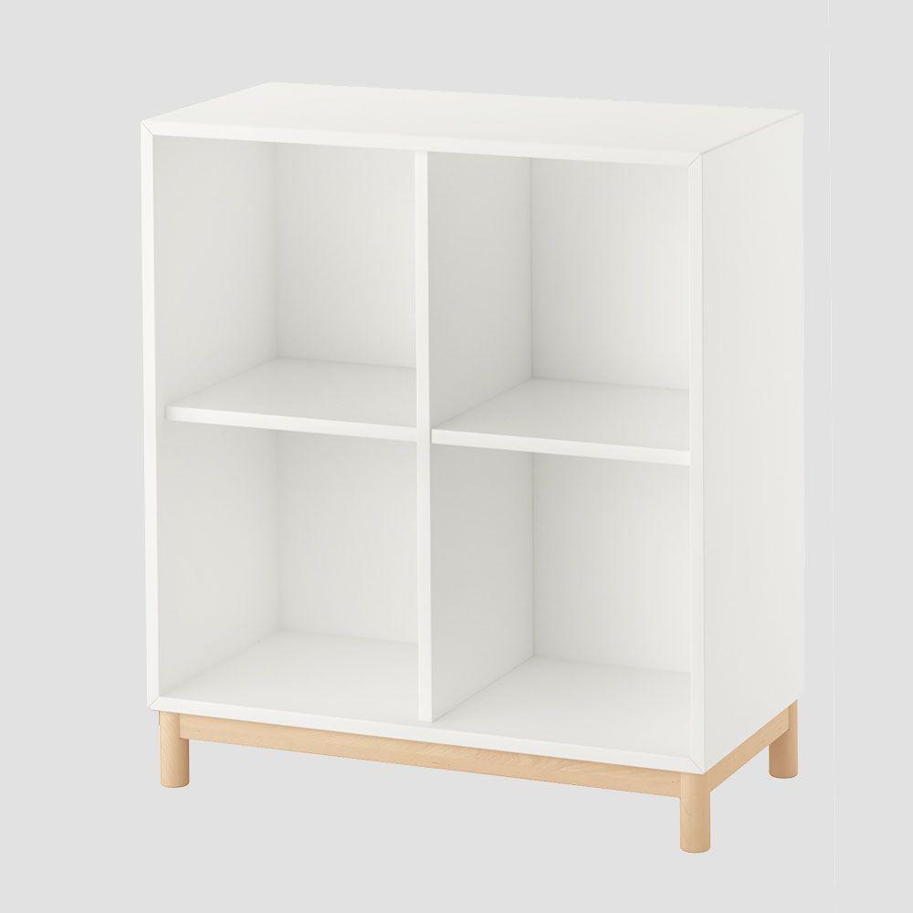 Modulares Schallplatten Regal Ikea Eket Ikea Eket Ikea Ikea  # Meuble Ikea Case
