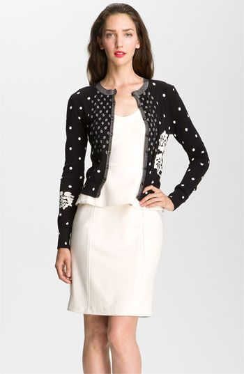 love this  Nanette Lepore 'Dewdrop' Cardigan available at Nordstrom