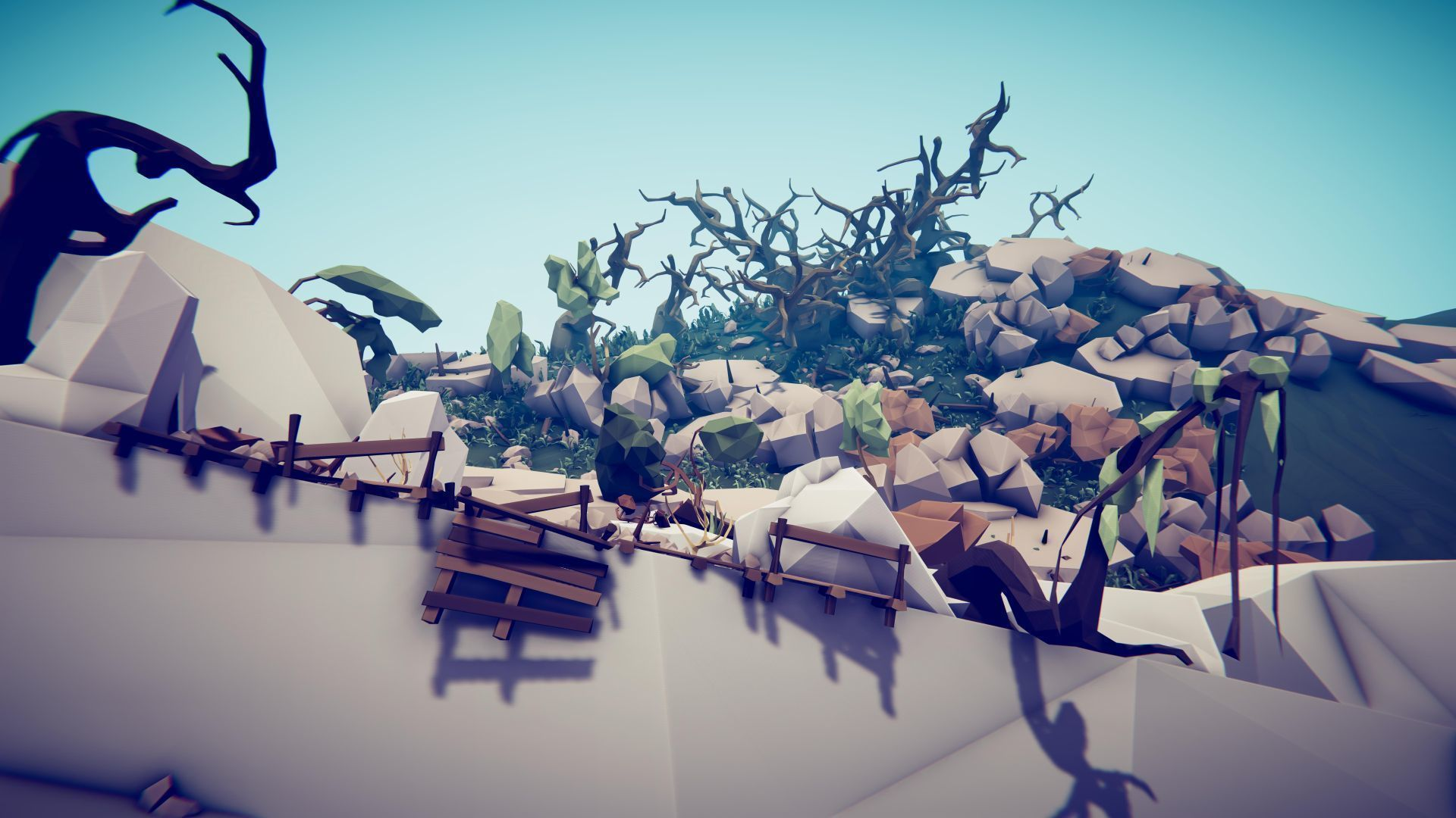low poly natureproject pack stylized edition 3d model low