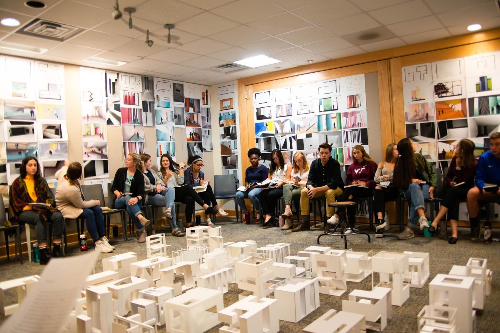 Virginia Tech Architecture And Design Programs Ranked Among Best In The Nation In 2020 College Architecture Architecture Program Virginia Tech