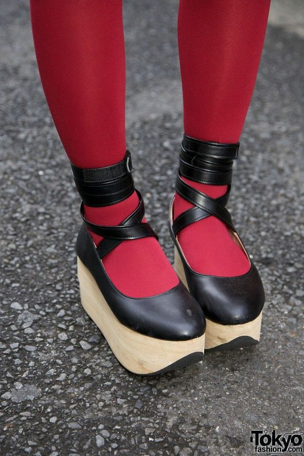 617b697aa1ae8 Vivienne Westwood rocking horse shoes- I want a pair of these so ...