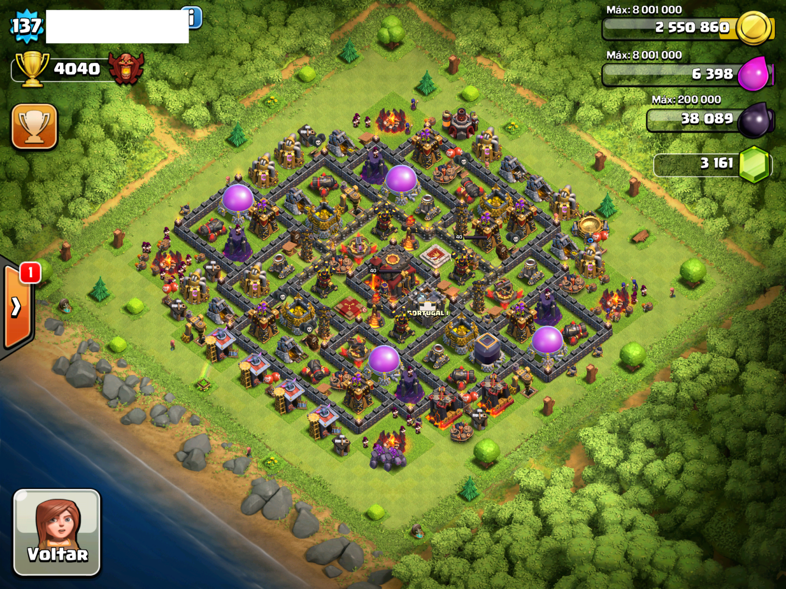 Best TH10 Farming and Defense Bases Clash