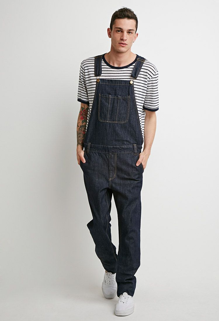 Black Dungaree styled with Printed White Tshirt and a pair of Boots are one of the most Voguish Dungarees Outfit Of All Time Find this Pin and more on Guys in overalls by thor hindes. Dungarees were partof worker's clothing in and early They are back in trend, .