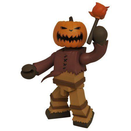Pumpkin King Jack Nightmare Before Christmas Vinimate Walmart and