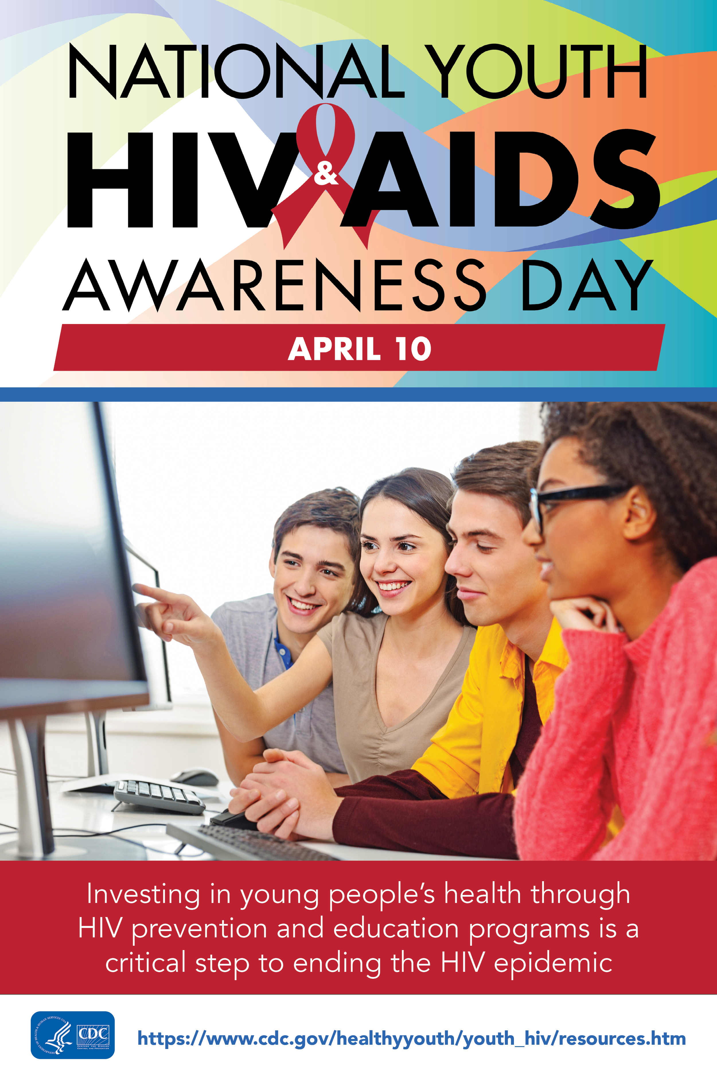 National Youth Hiv Amp Aids Awareness Day Is A Day Created