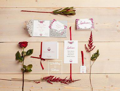 Matrimonio Tema Vino Colori : Esempio coordinato matrimonio personalizzato realizzato tema vino