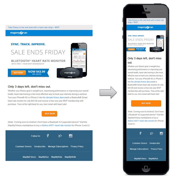email design best practices | Email UI/UX Design | Pinterest | Email ...