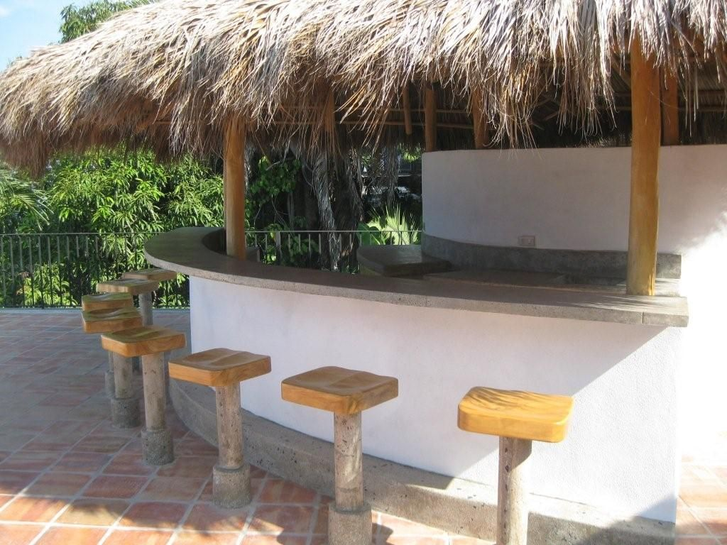 palapa bar backyard kitchen pinterest backyard kitchen