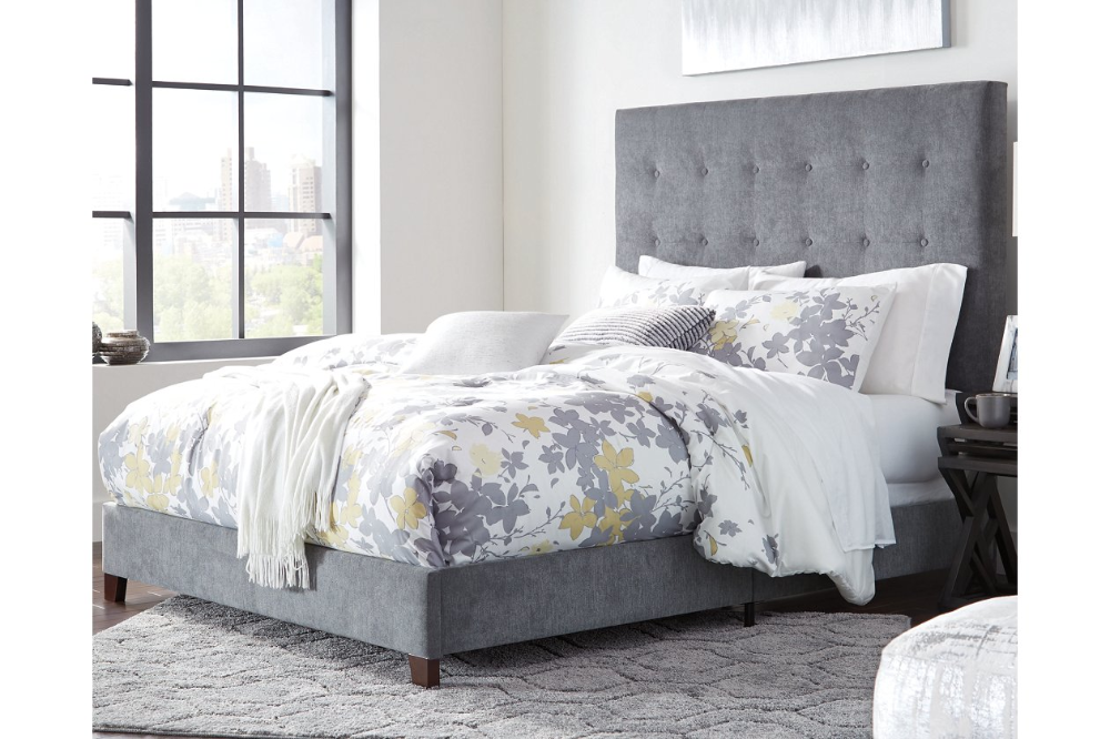 Dolante Queen Upholstered Bed King upholstered bed