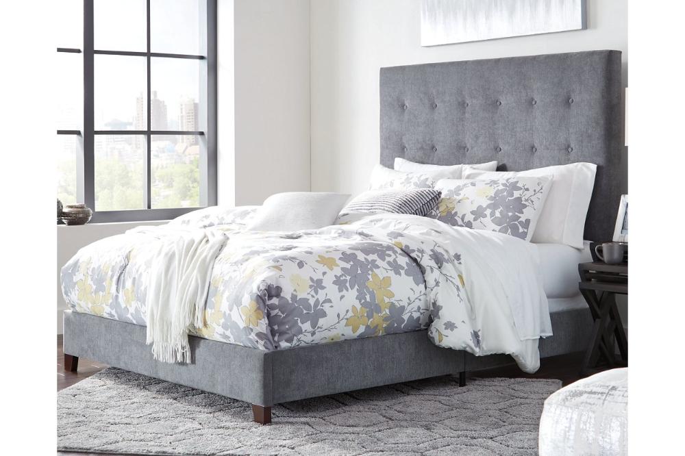 Dolante Queen Upholstered Bed King upholstered bed