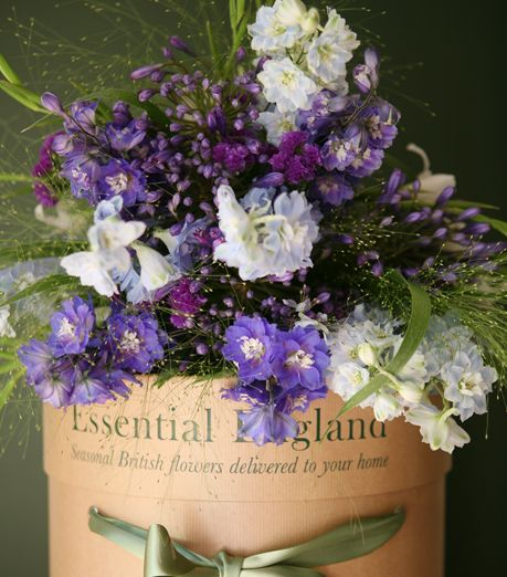 A Visit To England Confirms The Love For Flowers And Gardens The English Are Famous For This English Company Delive Flowers Delivered British Flowers Flowers
