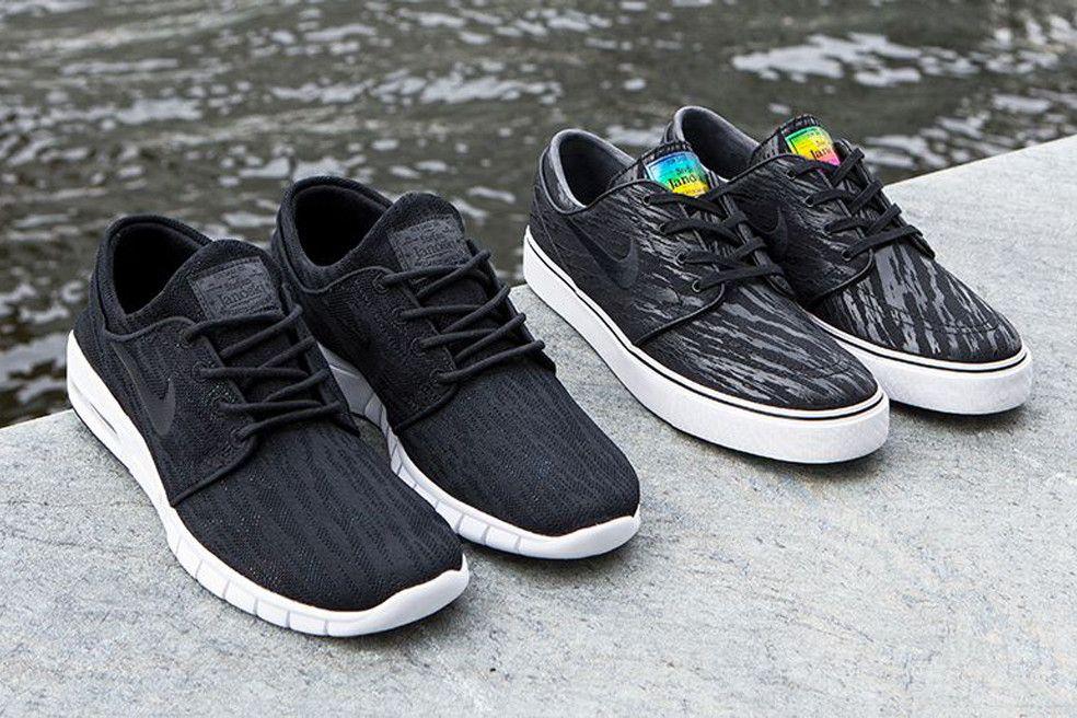 Civilist x Nike SB Stefan Janoski 'River Spree' Pack