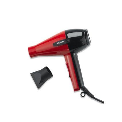 Amazon Elchim 2001 Professional Hair Dryer Classic Red Black Beauty