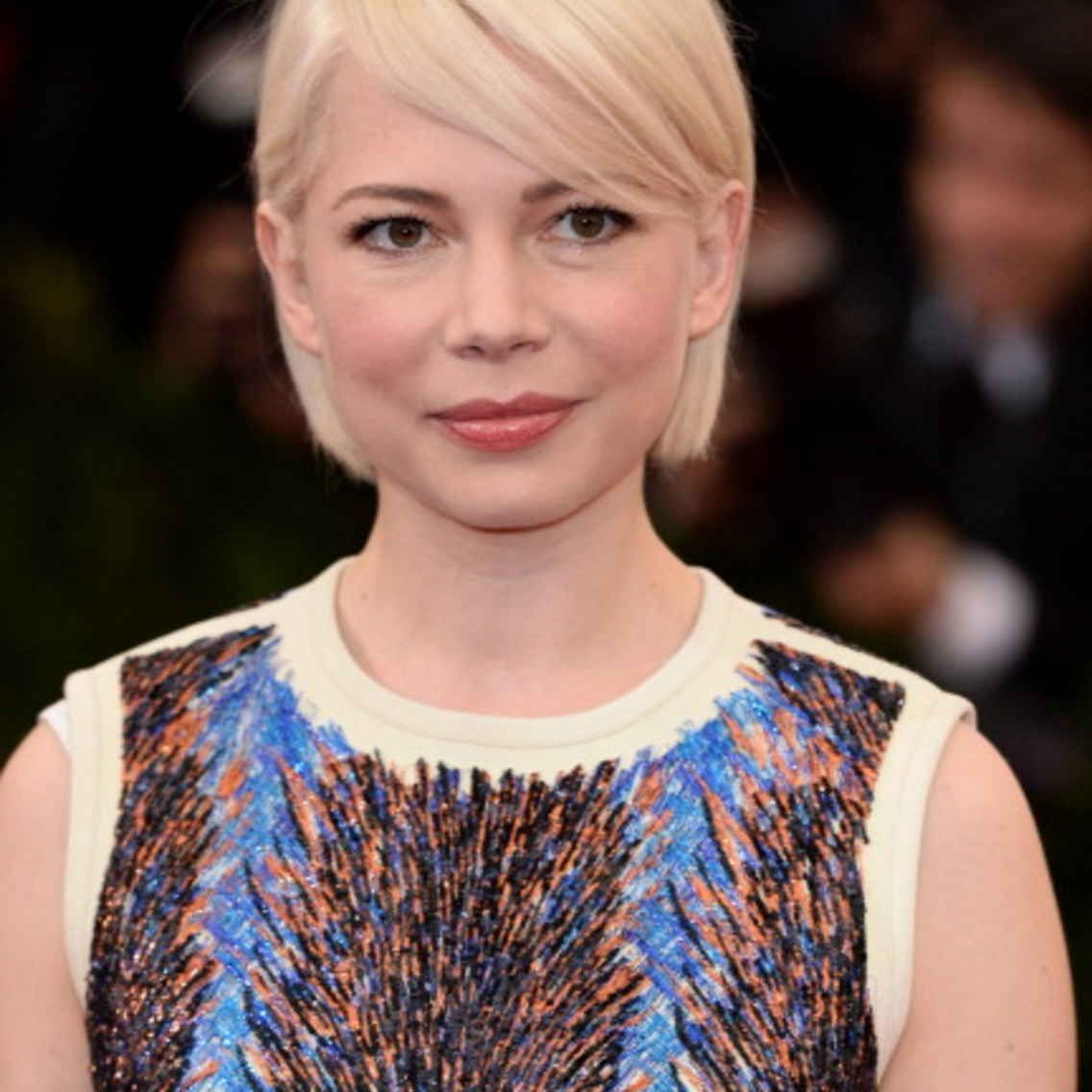 Michelle Williams Models for Louis Vuitton, Betsey Johnson Joins 'Dancing With the Stars'. And Kim Kardashian busts a seam.