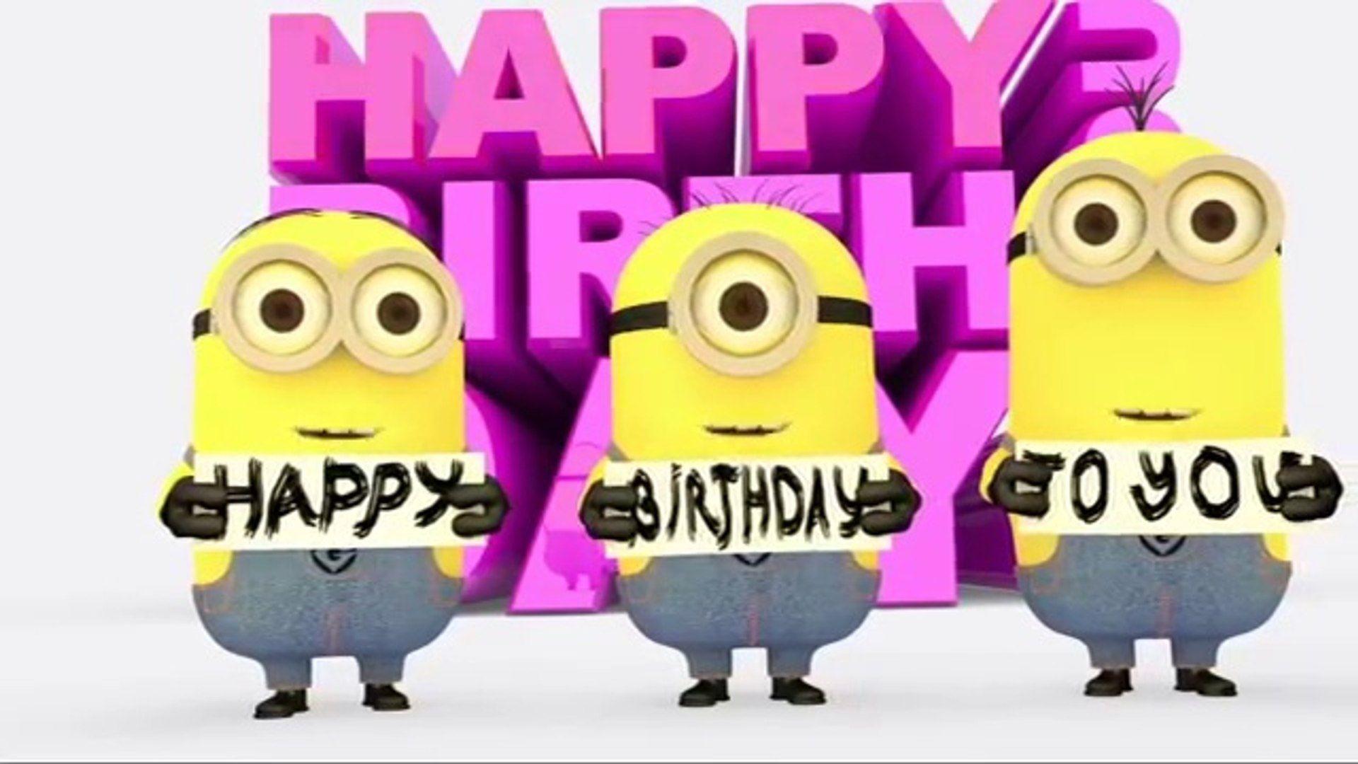 24 Minions Memes Birthday   Happy birthday minions, Happy ...