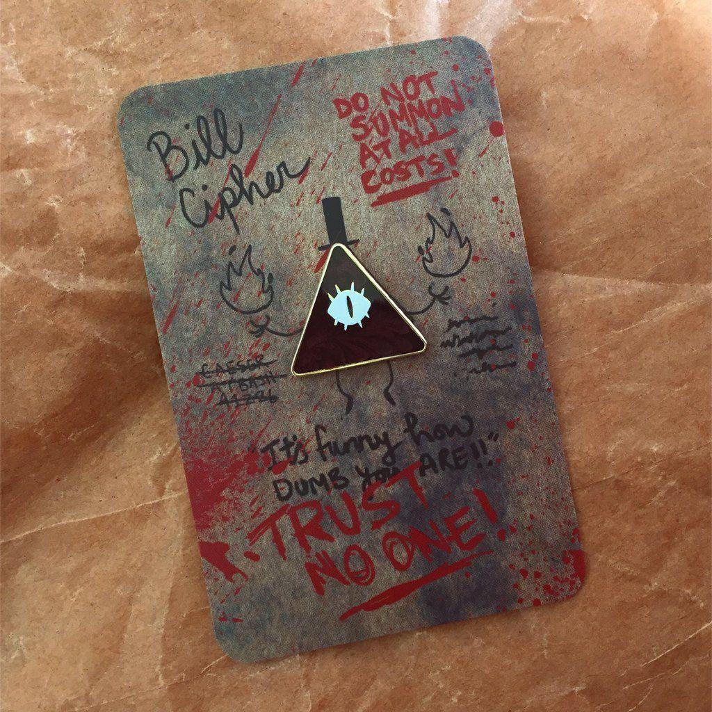 Gravity Falls – B GRADE Dream Demon Pin