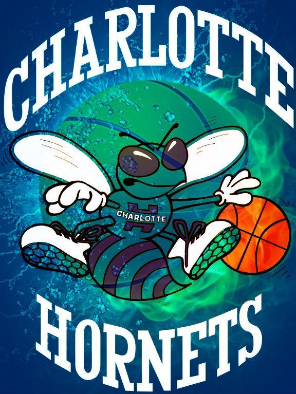 brand new 0b674 c4d39 Sports Team Logos, Sports Teams, Charlotte Hornets Logo, Charlotte  Basketball, Basketball Association