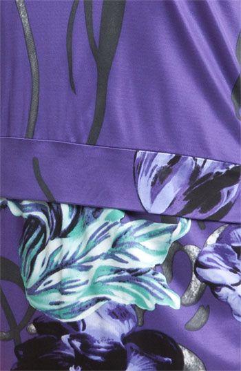 Elie Tahari 'Larella' Placement Print Dress