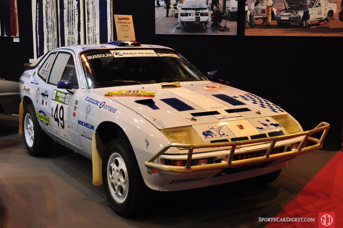 Salon Retromobile 2016 Report And Photos Porsche 924 Porsche