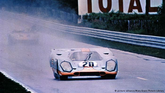Le Mans 24 Stundenrennen Porsche 917