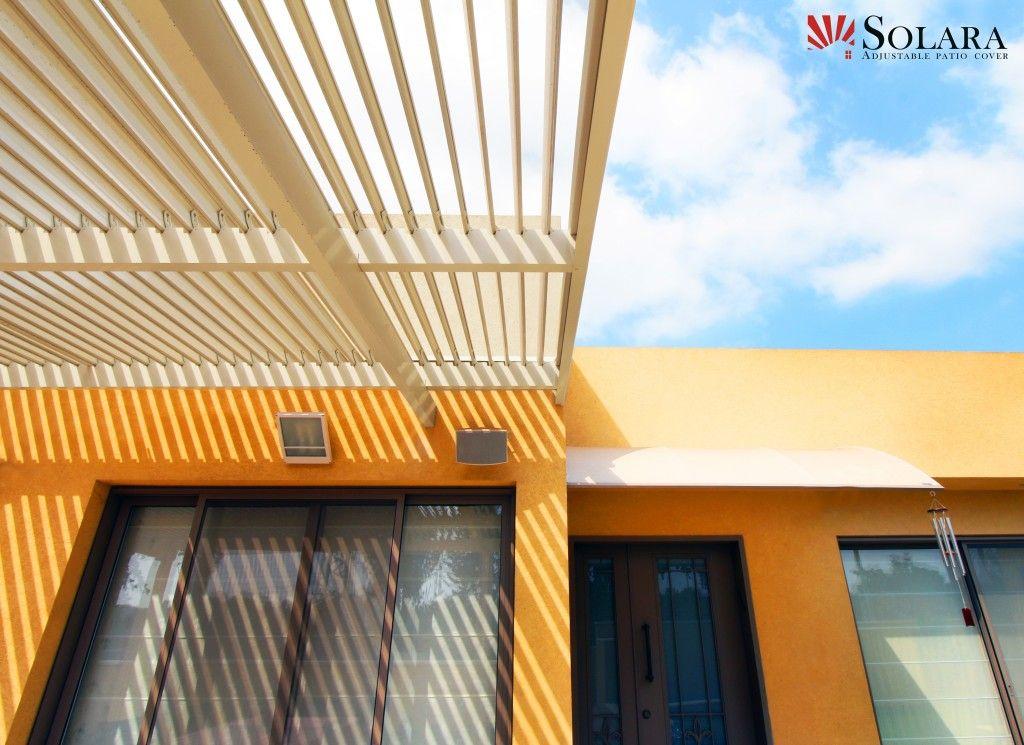 Solara Adjustable Patio Covers Under Deck Ceiling Under