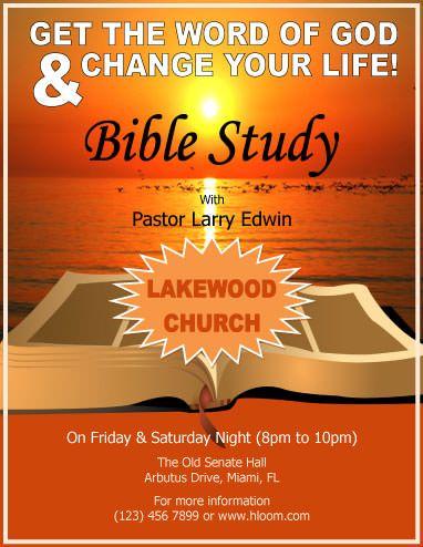Image On Hloom Httphloomfree Church Flyer Templates