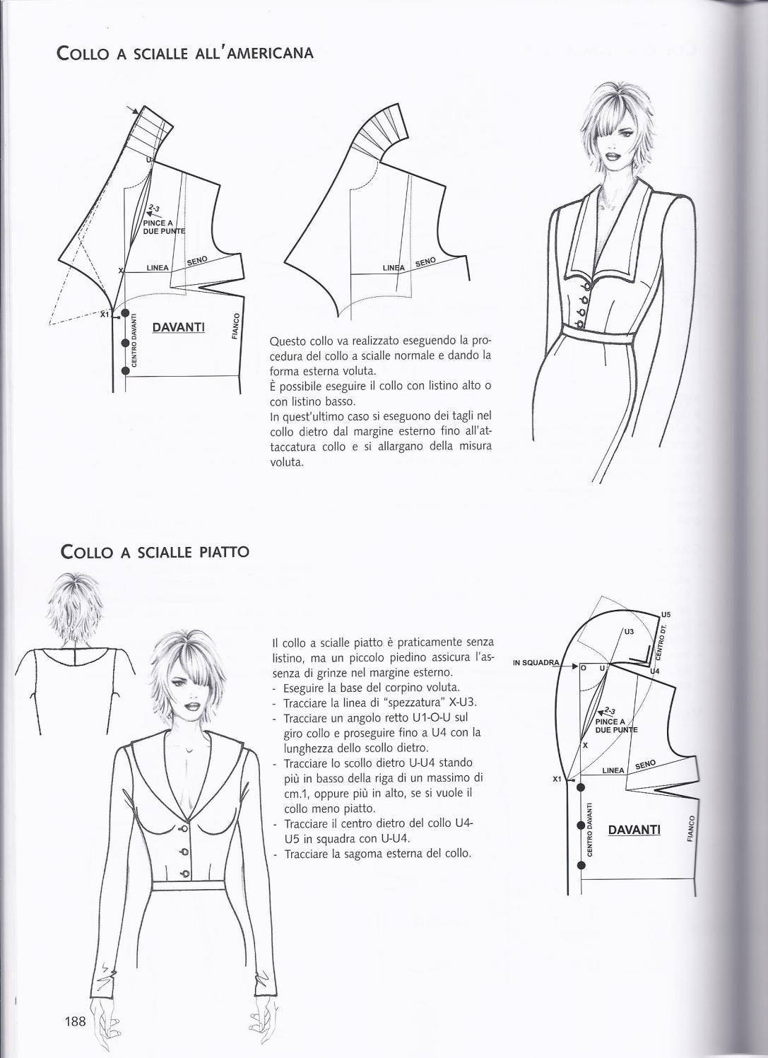 La tecnica dei modelli uomo donna 1 | Diseñadores | Pinterest ...