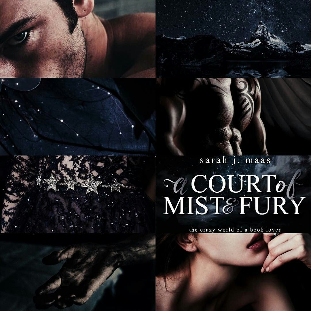 A Court Of Mist And Fury Acotar 2 By Sarah J Maas A Court Of