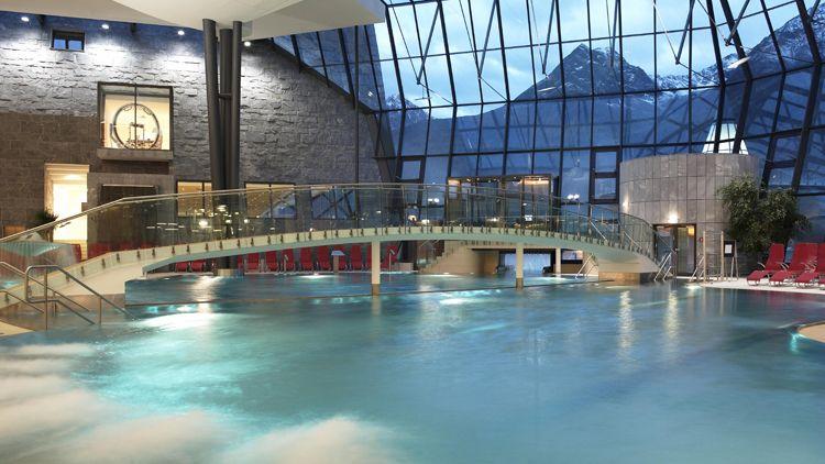 Aqua Dome Austria Hotel De Luxe Thermale Autriche